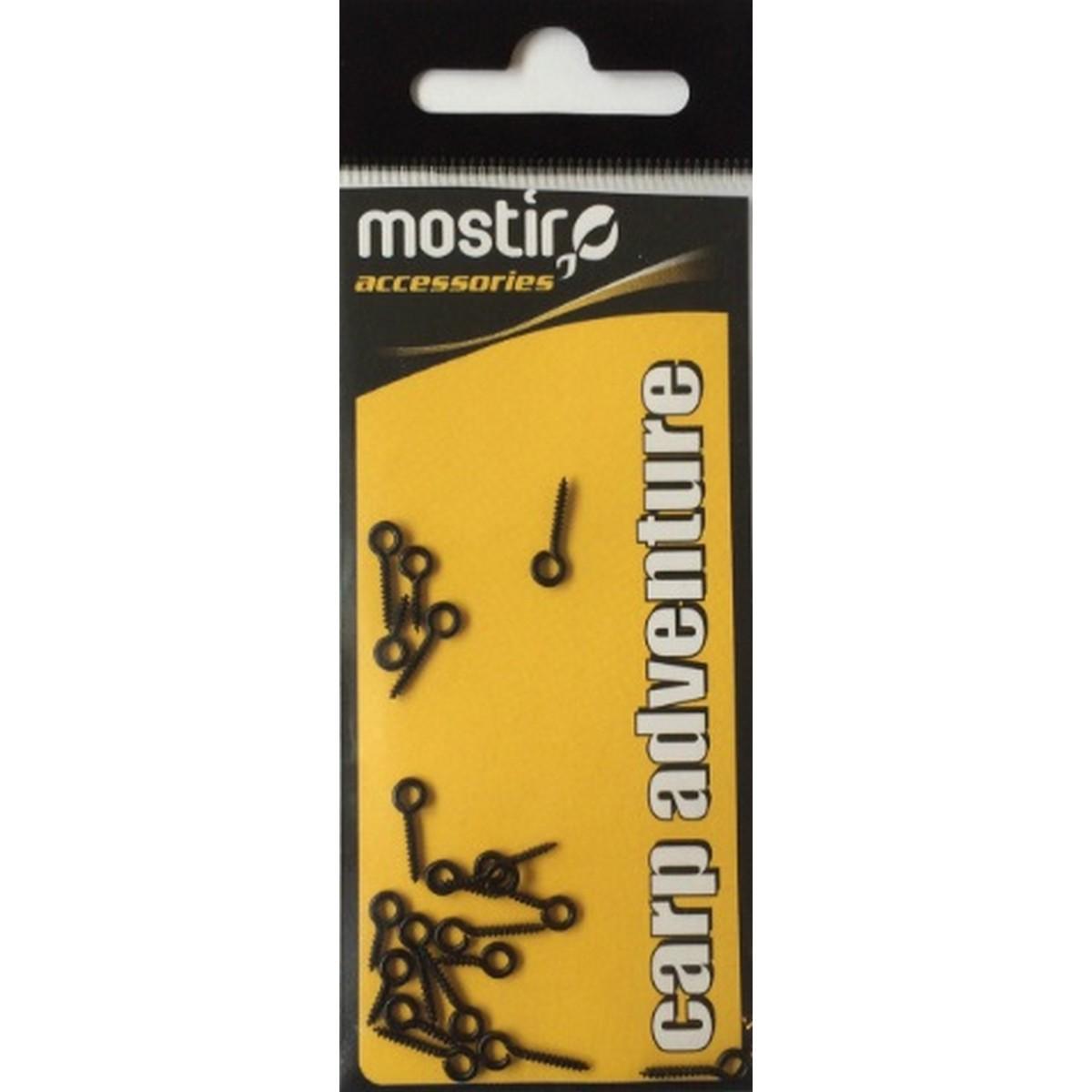 Винт за шаранджийски монтажи Mostiro 4222MS