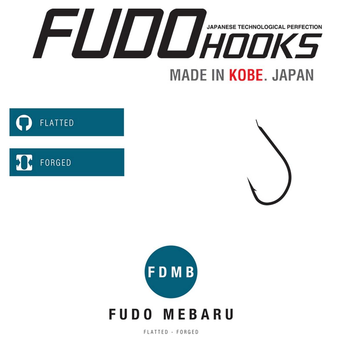 Куки FUDO MEBARU BLN - 6701