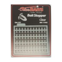 Стопер за боили и пелети Starbaits Bait Stopper Clear