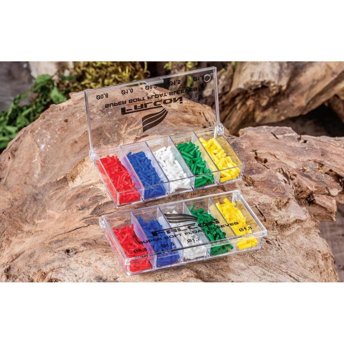 PVC шлаух нарязан цветен Falcon 2550