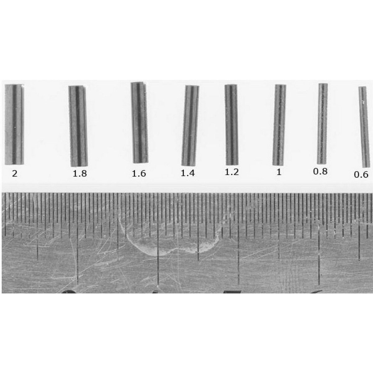 Метални втулки/кримпове за повод Pezon Michel Sleeve Simple