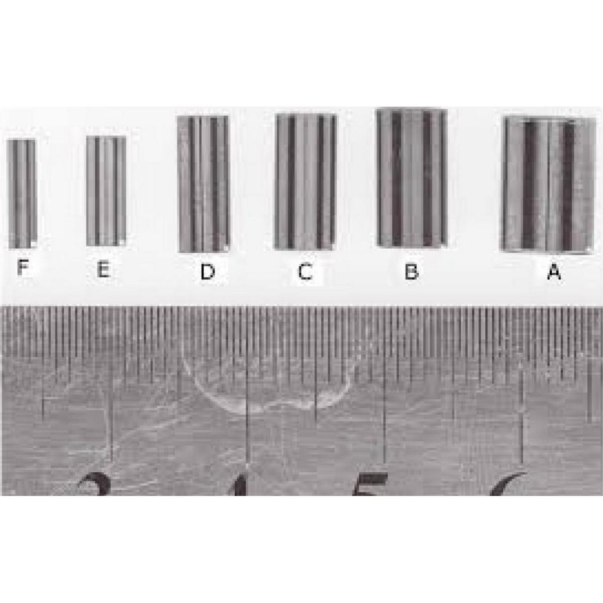 Метални втулки/кримпове за повод Pezon Michel Sleeve Double