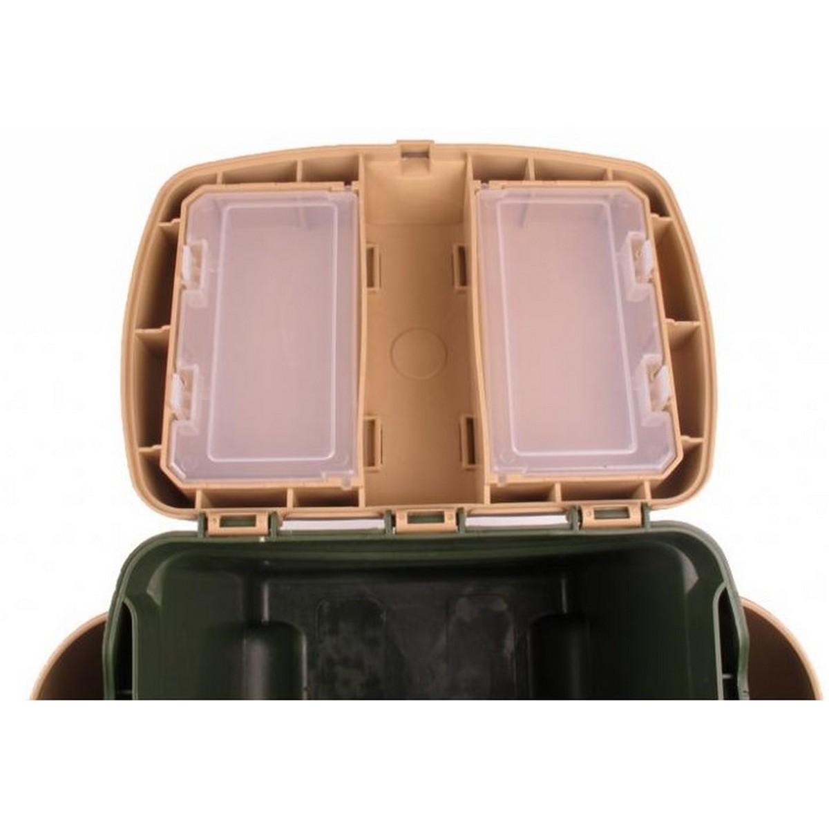 Куфар за риболов на лед Focus 40350