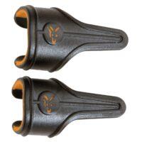 Клипс за влакно Fox Power Grip Line Clips small orange