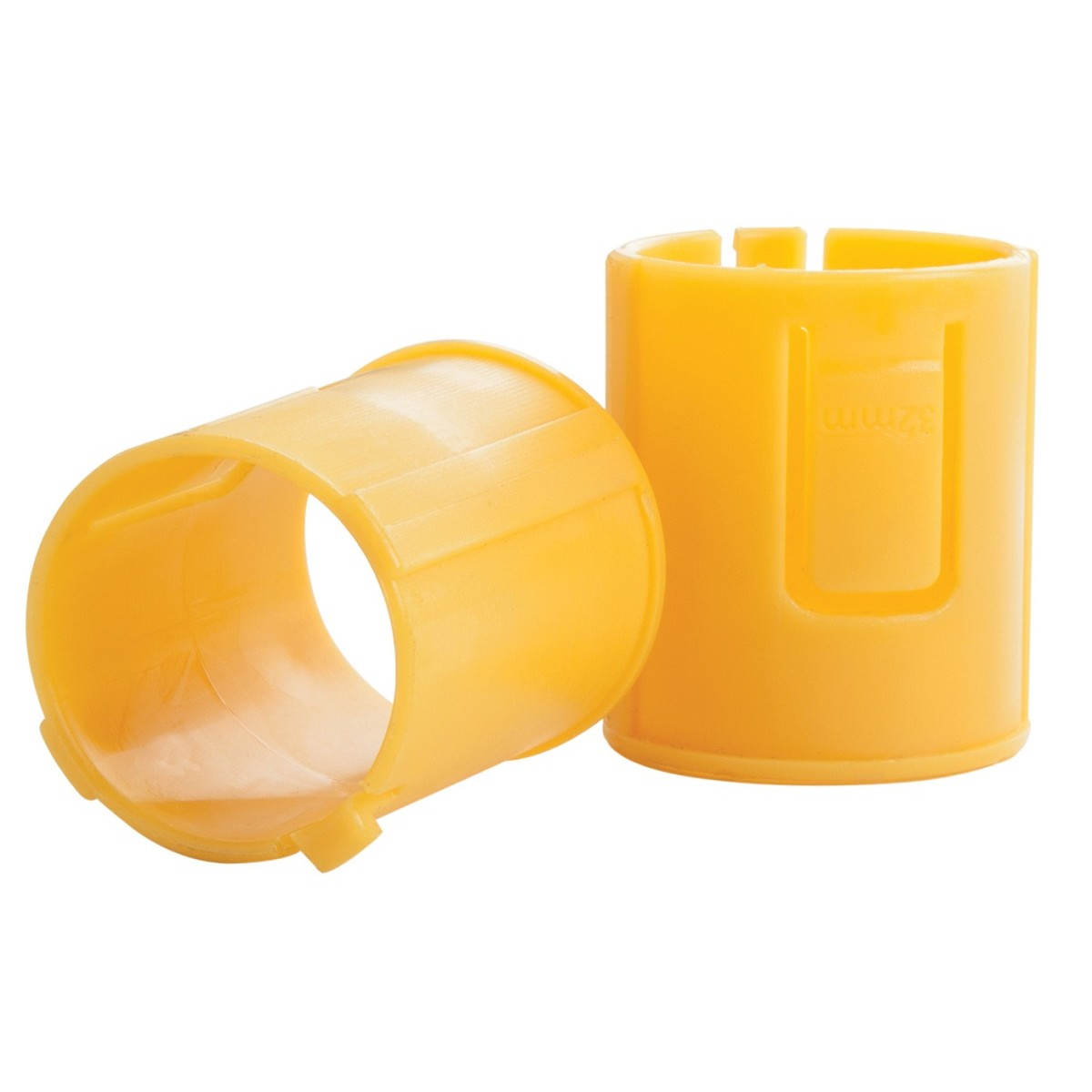 Втулки Matrix 3D Inserts 32mm Yellow
