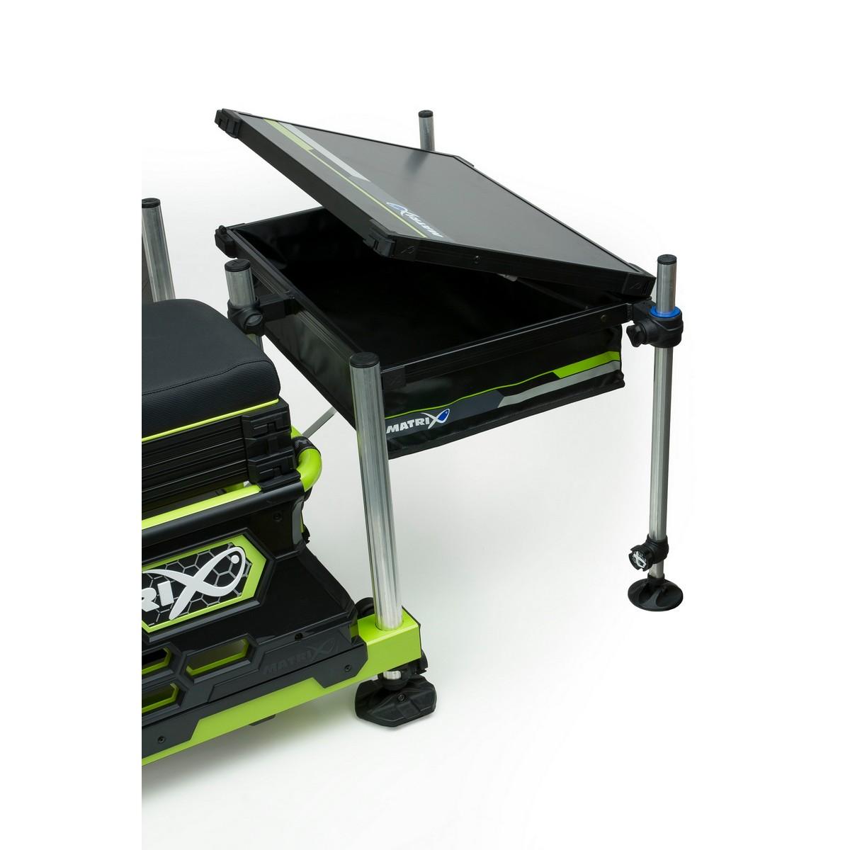 Сгъваема странична кутия за платформа Matrix Collapsible Side Tray