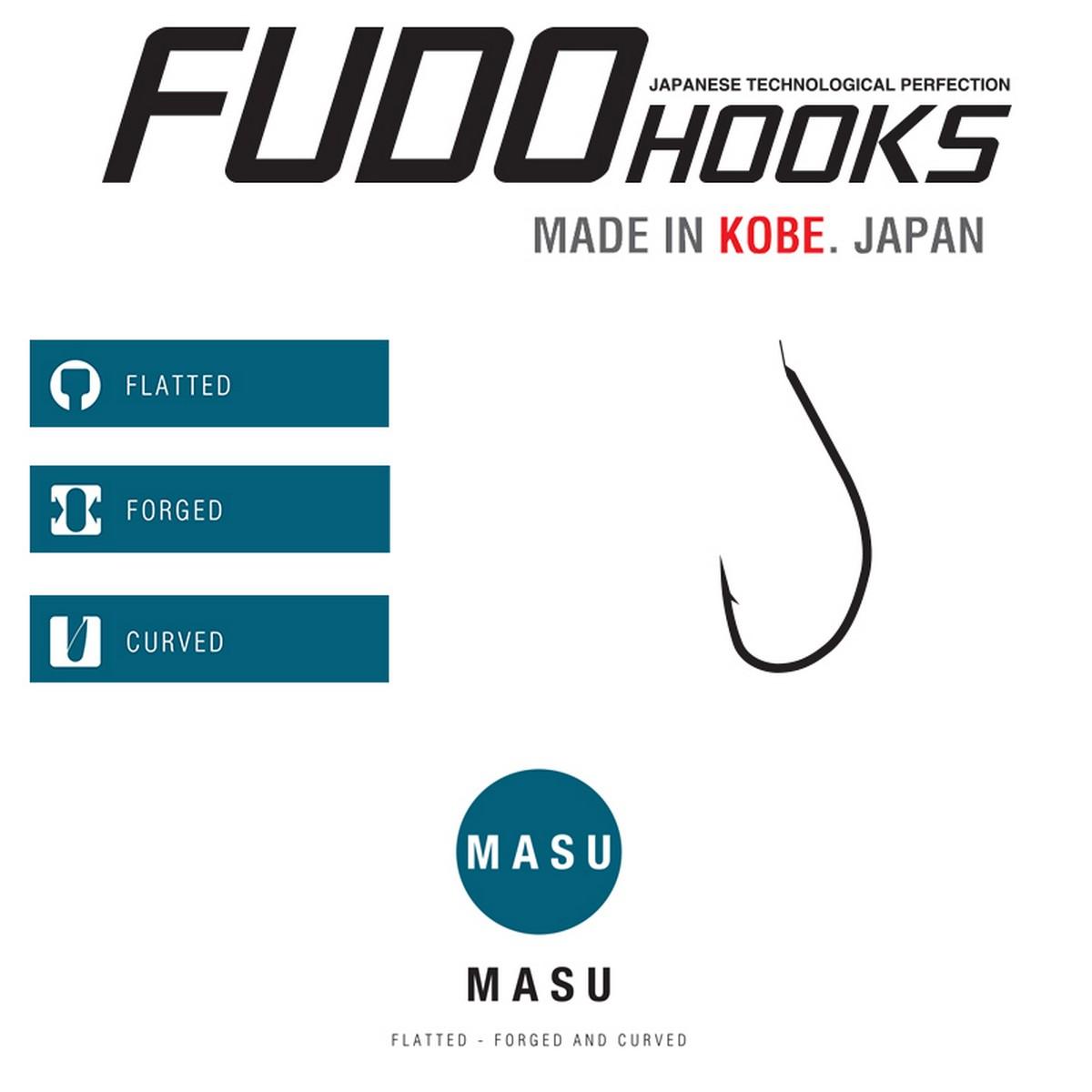 Куки Fudo Masu BLN - 1301