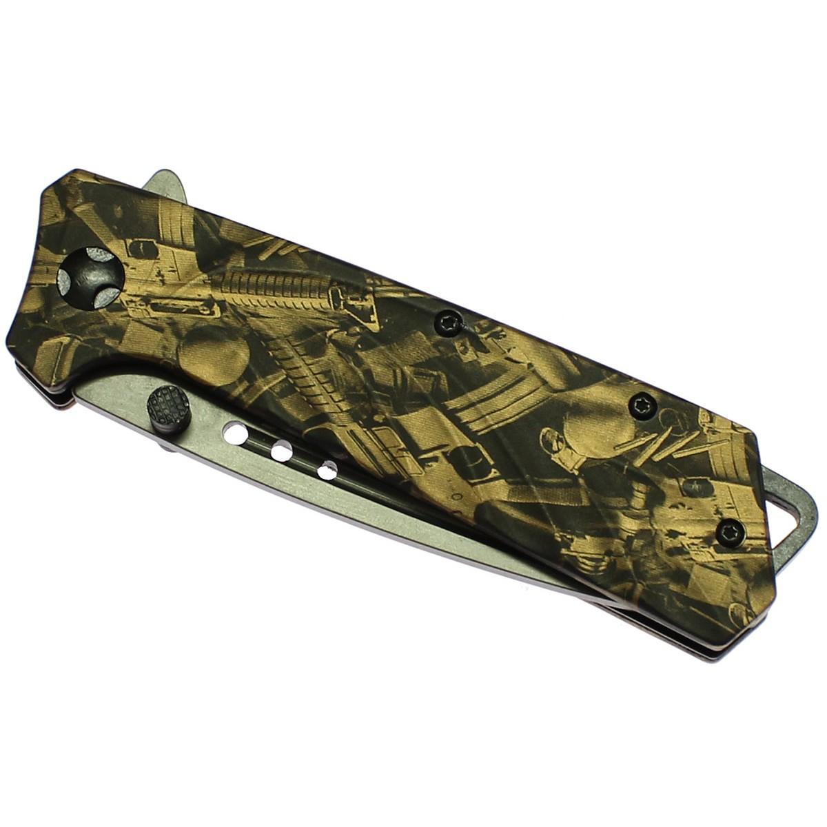 Нож армейски тип 4201