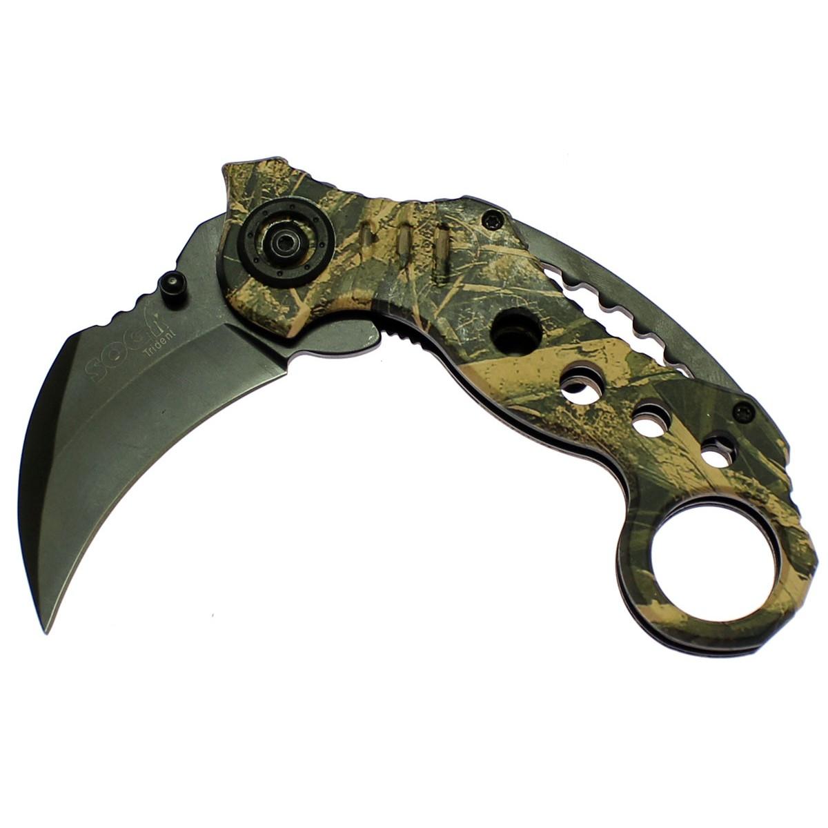 Нож карамбит 2205