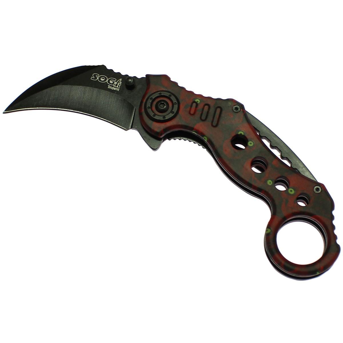 Нож карамбит 2206