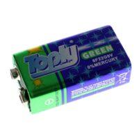 Батерия GREEN 9V 6F22G
