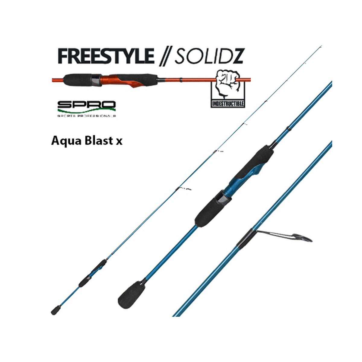 Риболовен прът SPRO Freestyle Aqua Blast