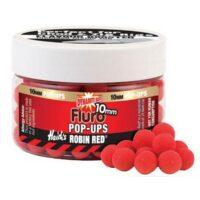 DB Robin Red Fluro Pop-Ups - плуващи топчета и дъмбели
