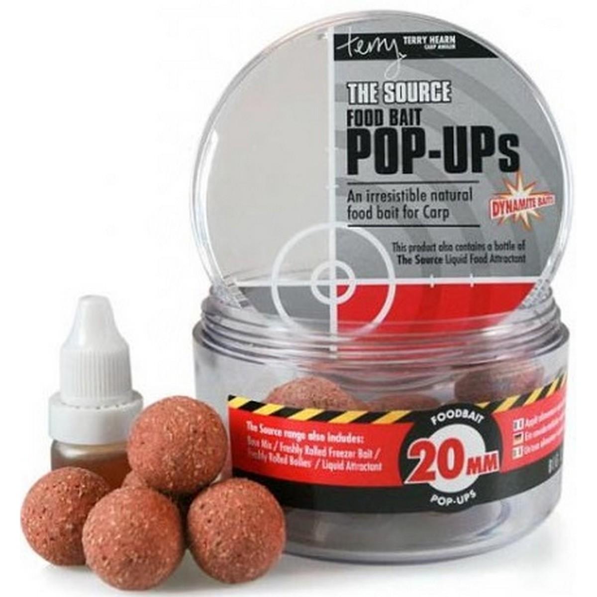 DB The Source Pop-Ups - плуващи топчета