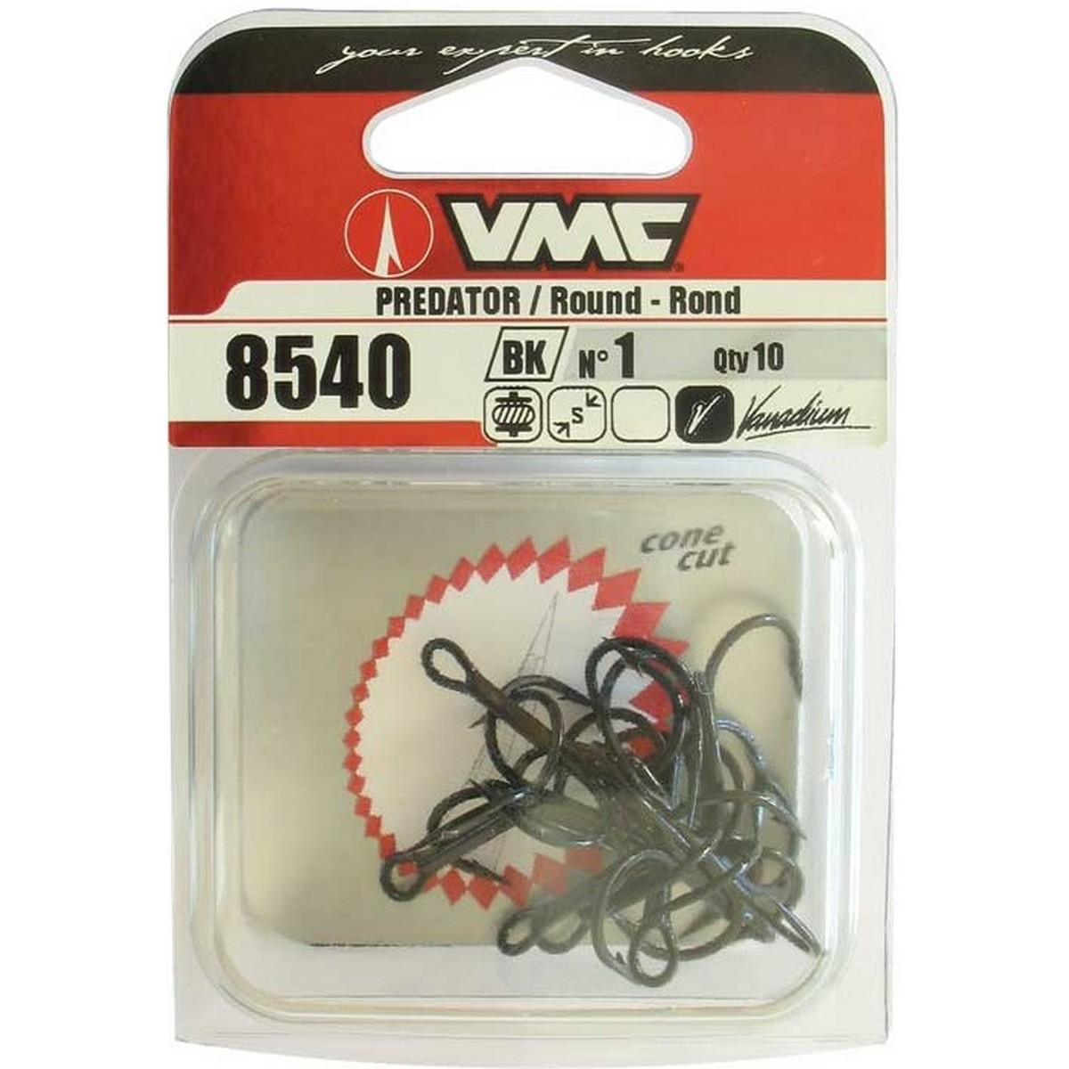 Тройка VMC 8540 BK