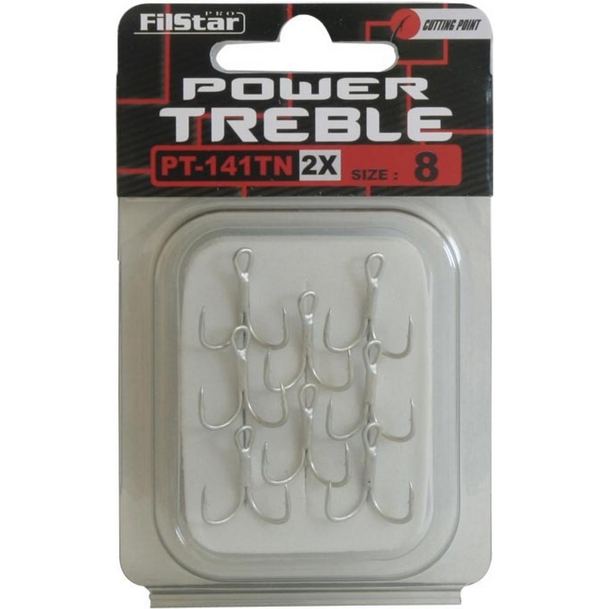 Тройка Filstar Power Treble PT-141TN-2X