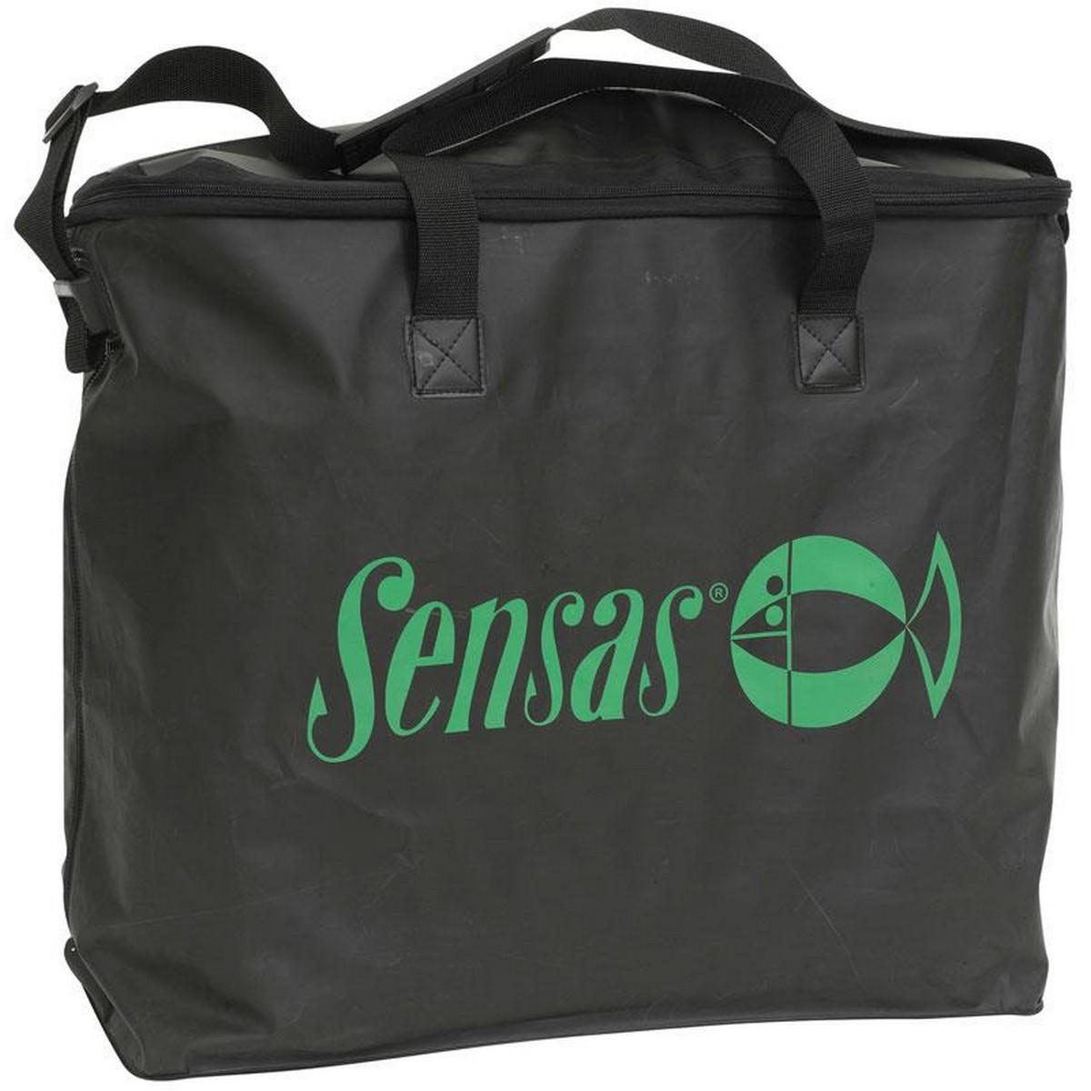 Калъф за живарник квадратен Sensas Challenge Waterproof Keepnet Bag