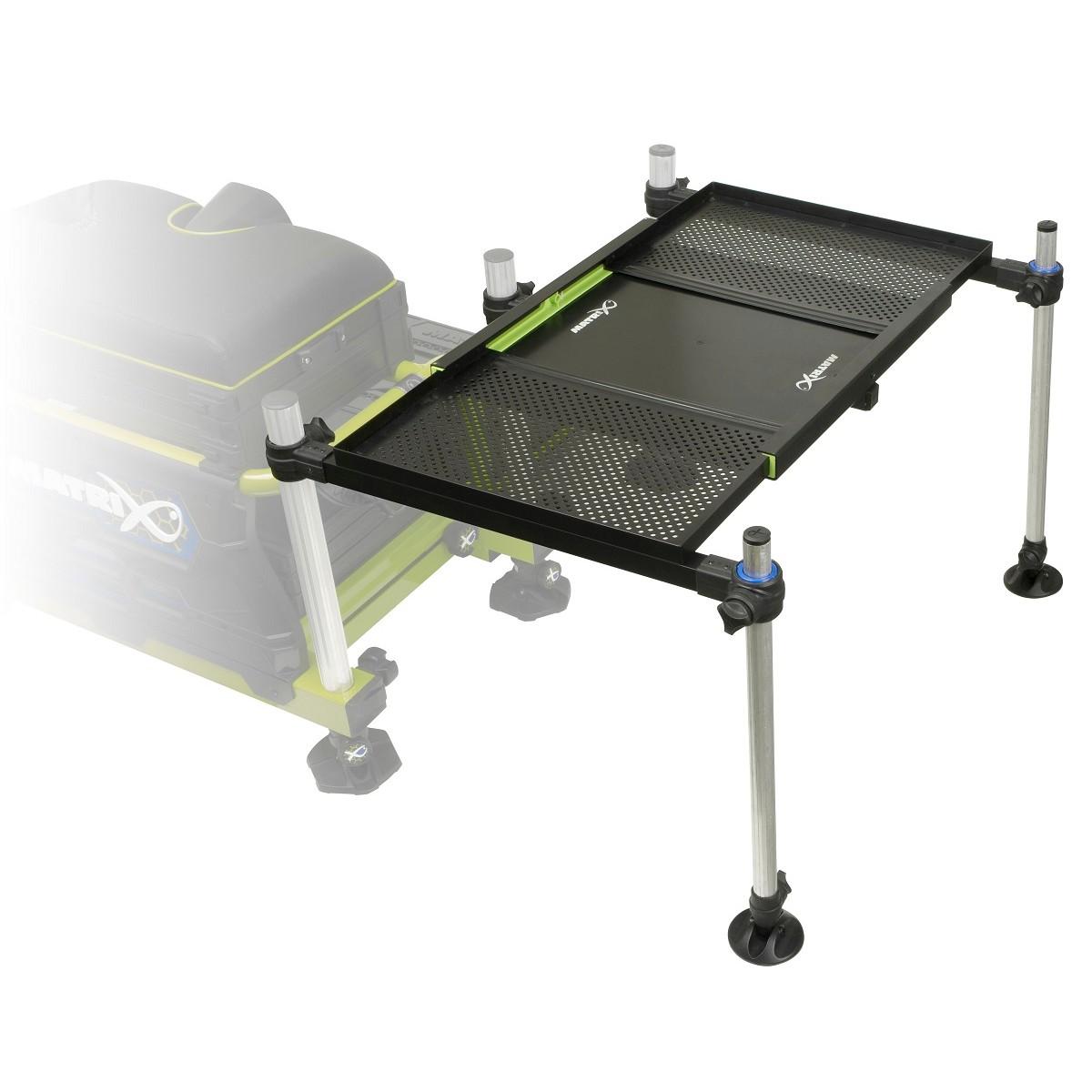 Прикачна за платформа Matrix 3D Extending Side Tray inc Inserts - странична разтегателна скара