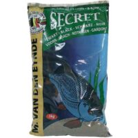 Захранка за риболов Secret Black 1kg - Van Den Eynde