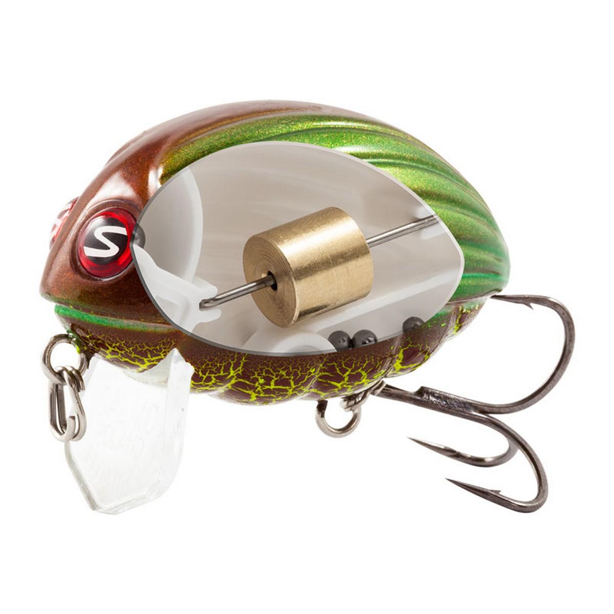 Воблер Salmo Bass Bug 5.5cm