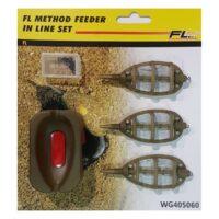 FL Method Feeder In Line Set - Инлайн метод фидер сет
