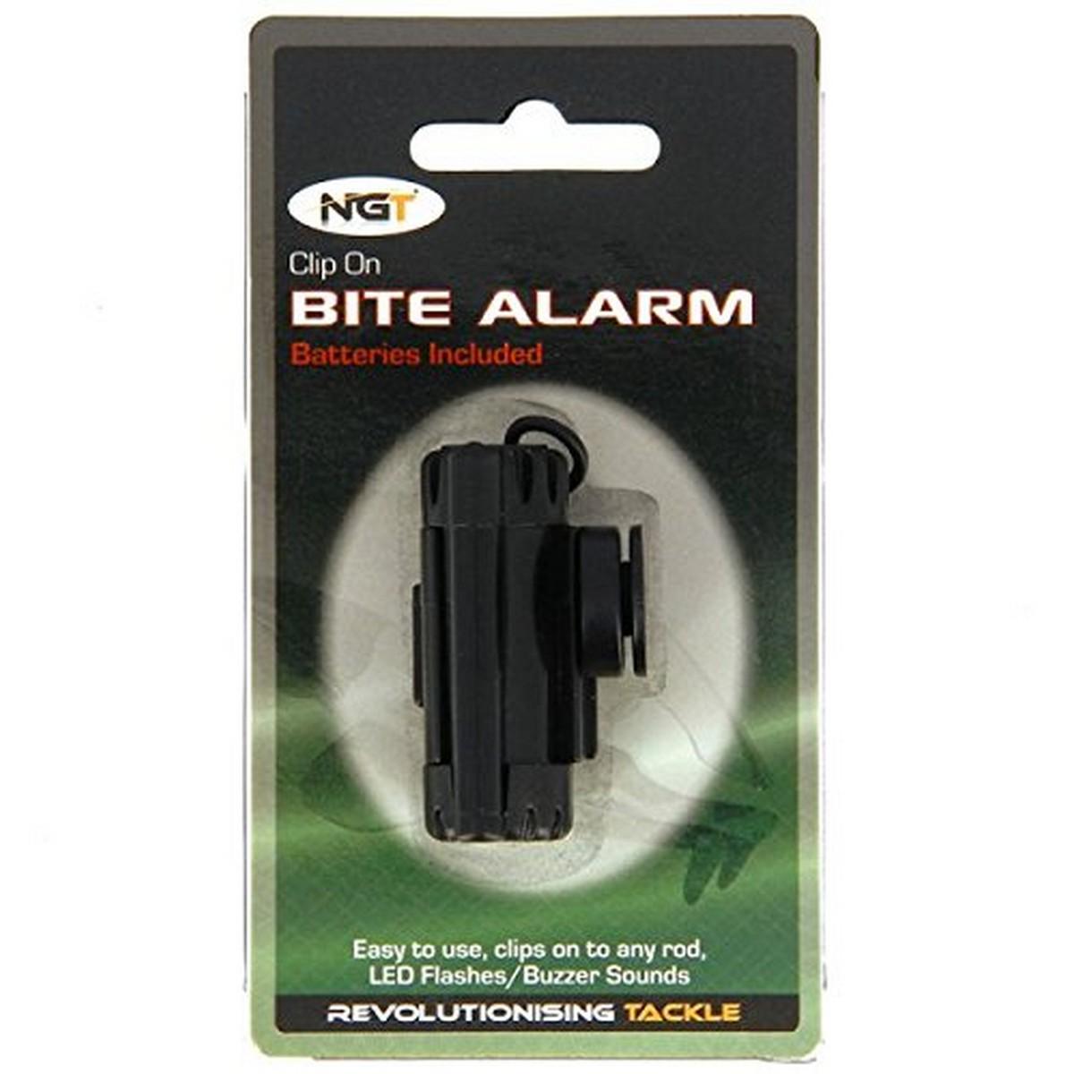 Сигнализатор за въдица NGT Clip on 'Z' Alarm