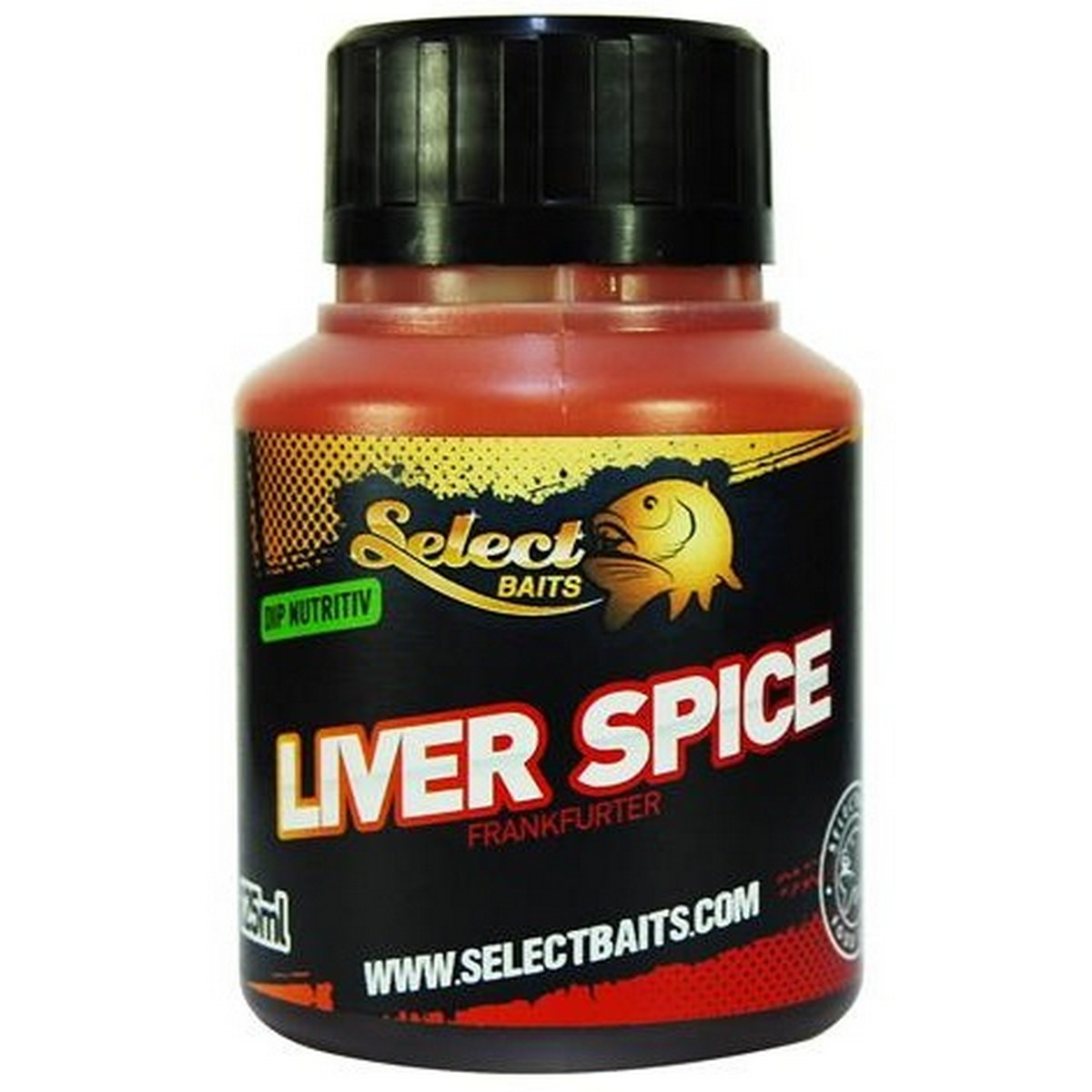 Дип Select Baits Liver Spice 125мл
