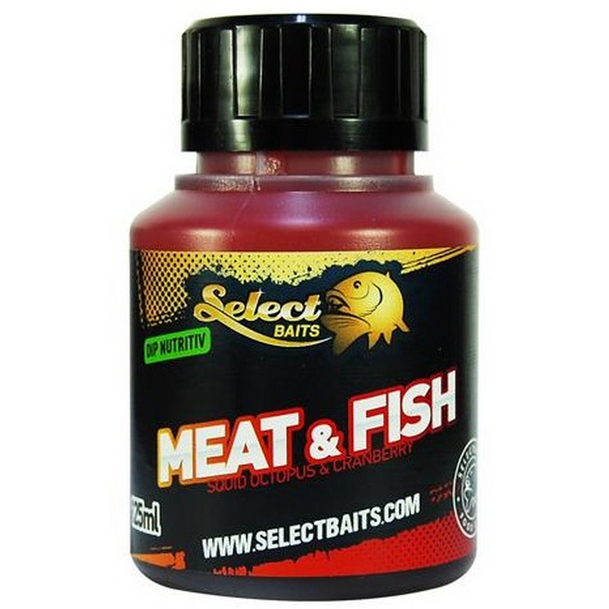 Дип Select Baits Meat & Fish 125мл