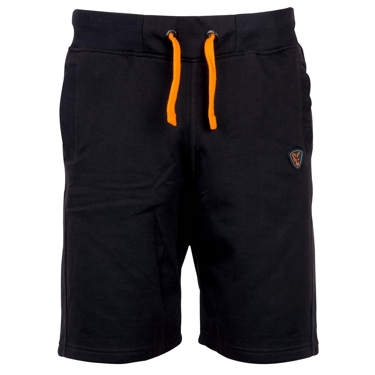 Къси панталони Fox Lightweight Jogger Shorts Black/Orange