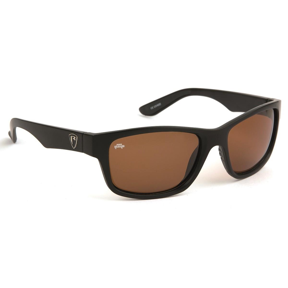 Очила Fox Rage Eyewear Matt Black / Brown Lens