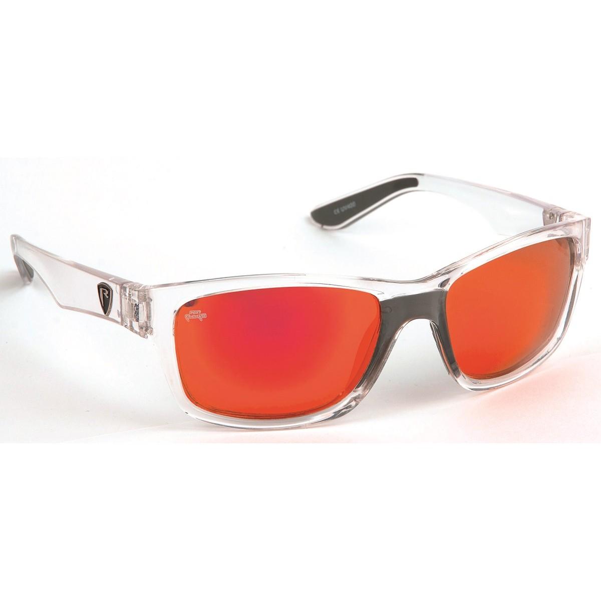 Очила Fox Rage Eyewear Trans / Mirror Red Lens
