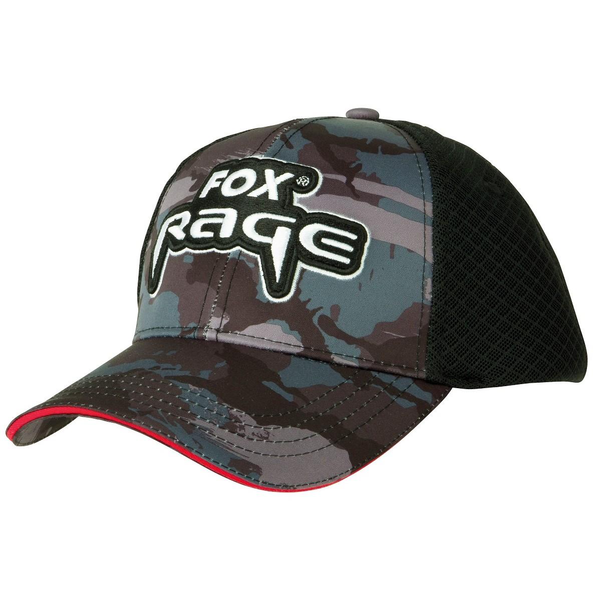 Шапка с козирка Fox Rage Camo Trucker Cap
