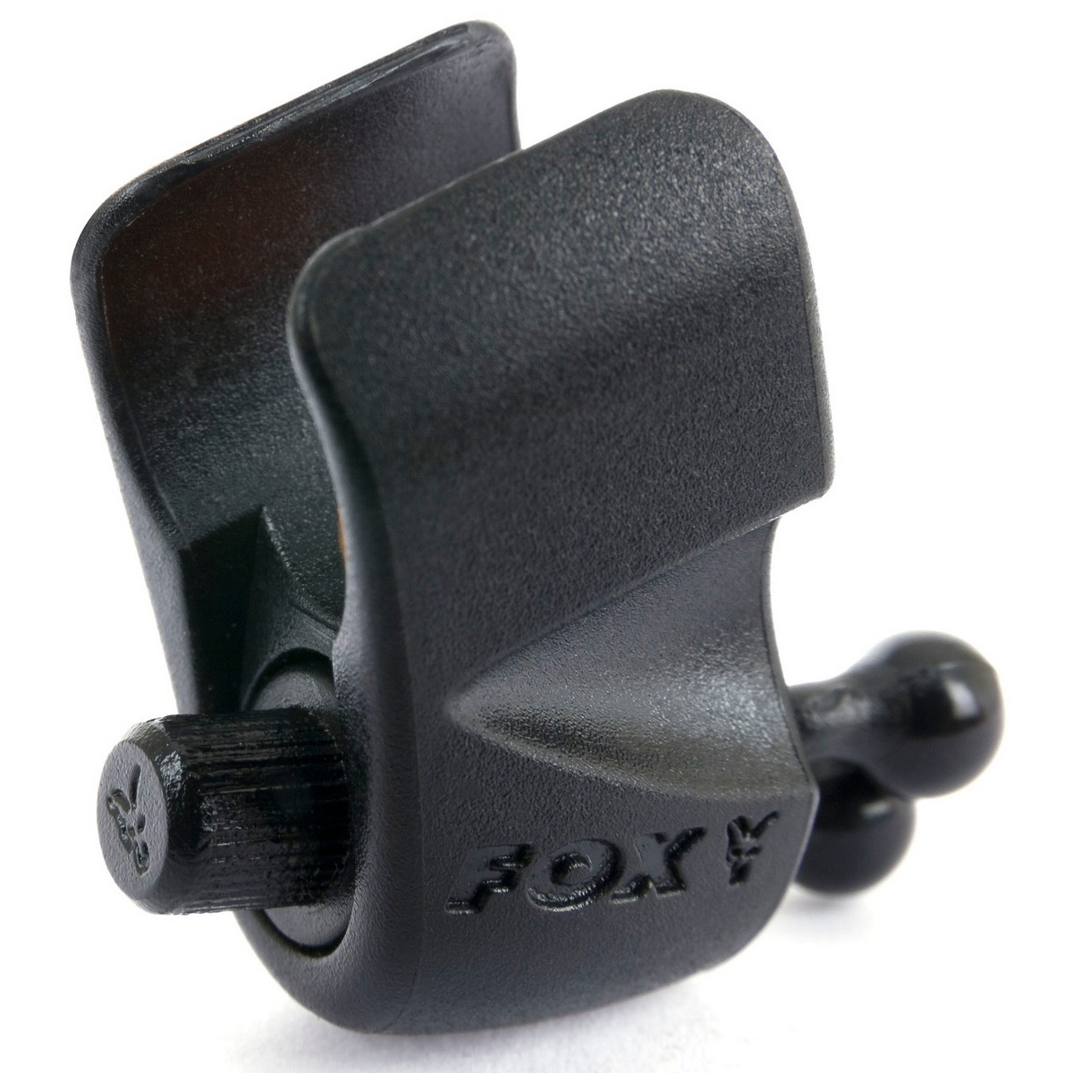 Клипс за влакно Fox Black Label Adjustable Rod Clip