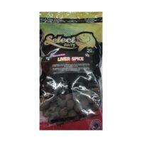 Протеинови топчета Select Baits Liver Spice+Frankfurter 1kg 20mm