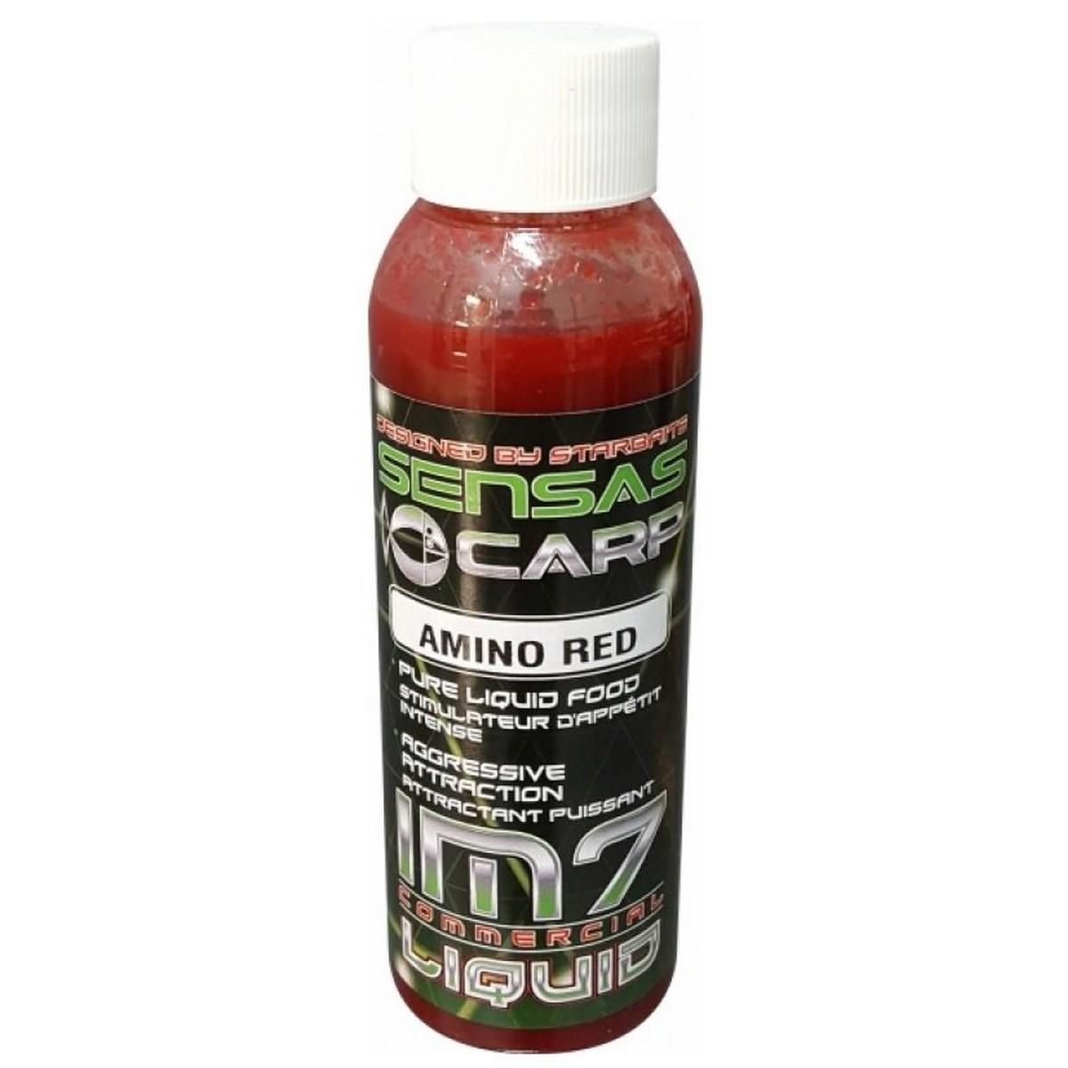 Течен ароматизатор Sensas IM 7 Booster Amino Red