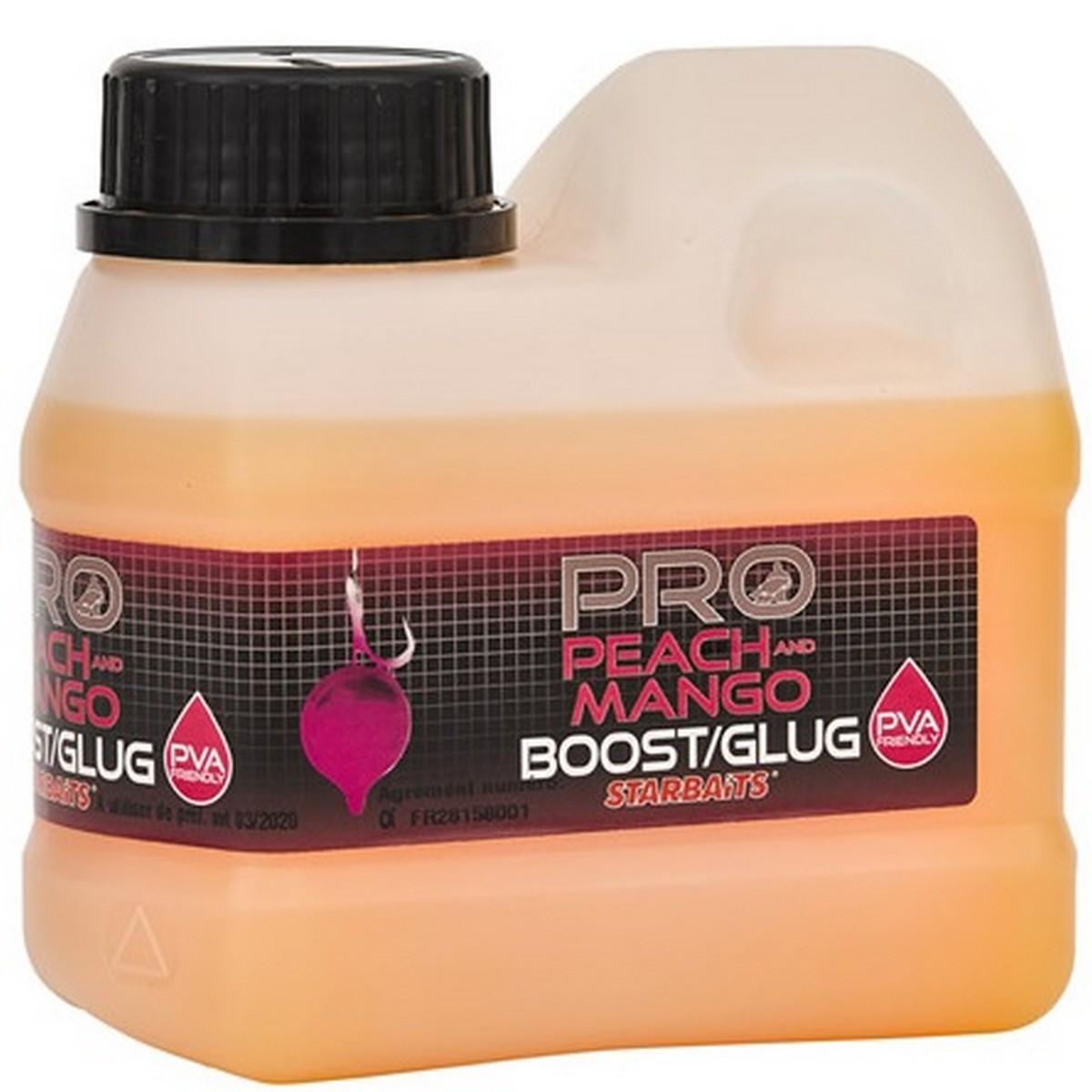 Dip StarBaits Probiotic Peach and Mango Boost Glug