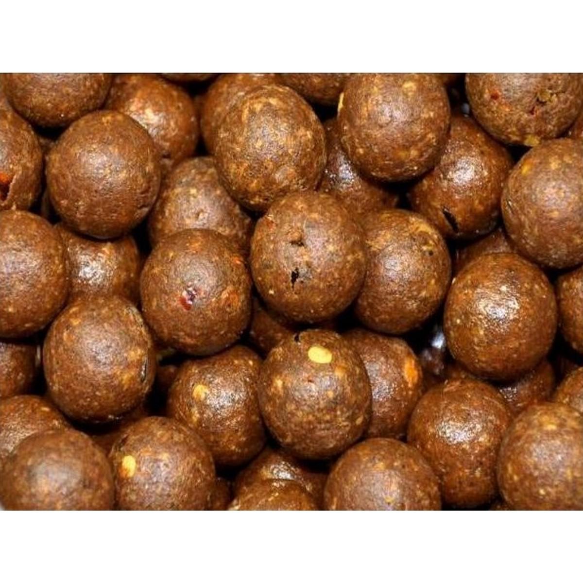 Топчета Select Baits Liver Spice+Frankfurter 1kg