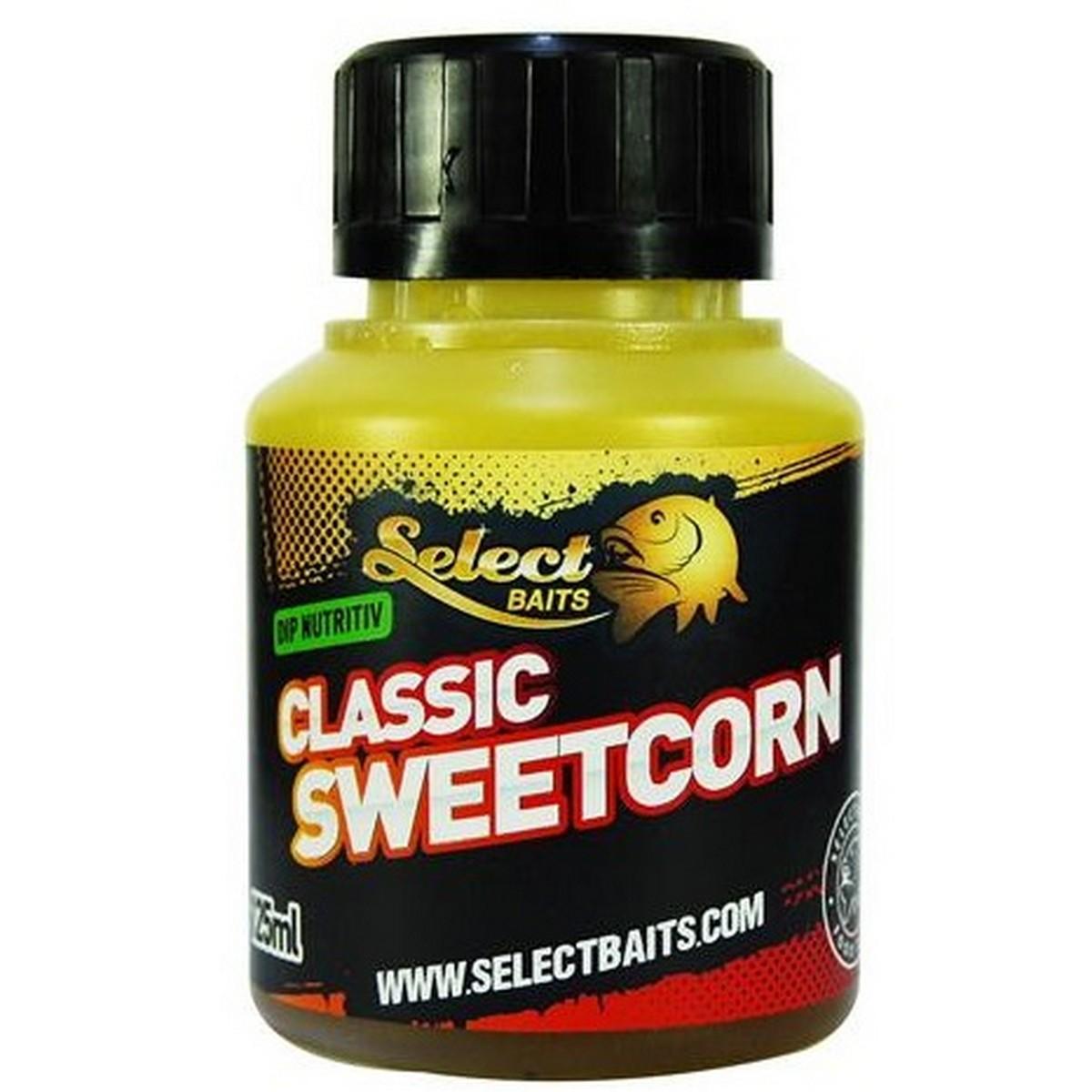 Дип Select Baits Sweetcorn 125мл