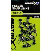 Вирбели за фидер Matrix Feeder Bead Snap Links