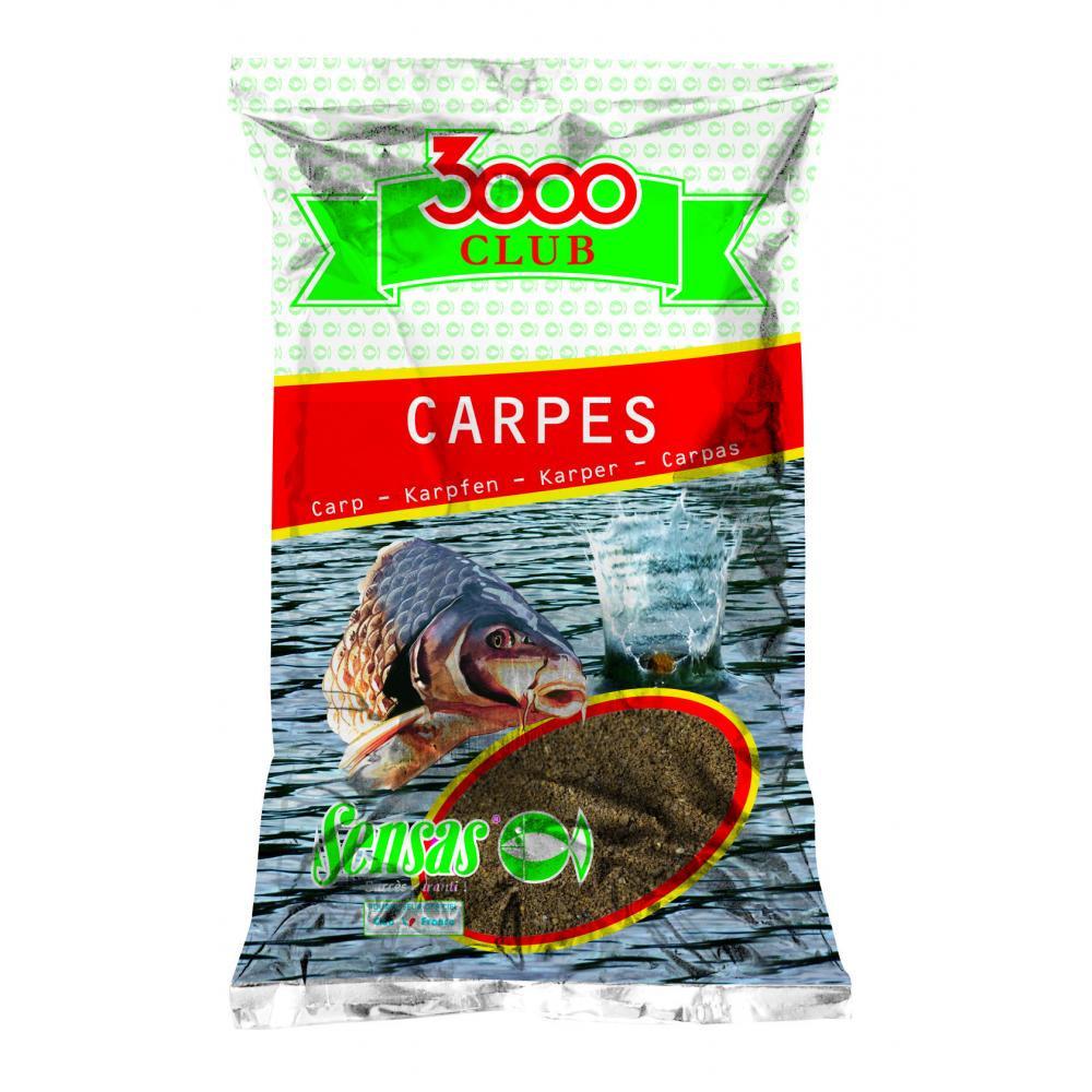 Sensas 3000 Club Carp Big Fish (шаран) Jaune