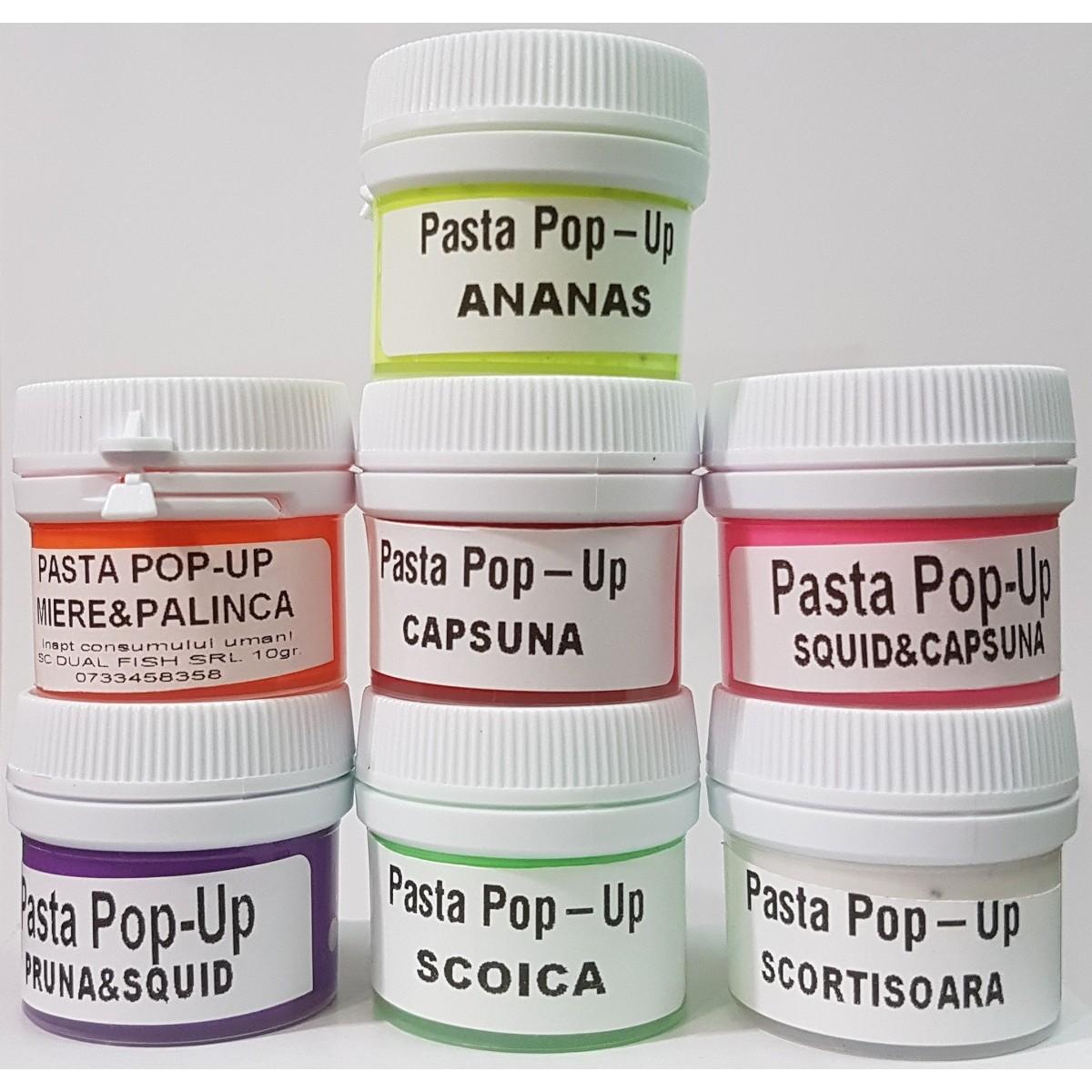 Pop-Up Pasta Dual Fish - плуваща паста за шаран
