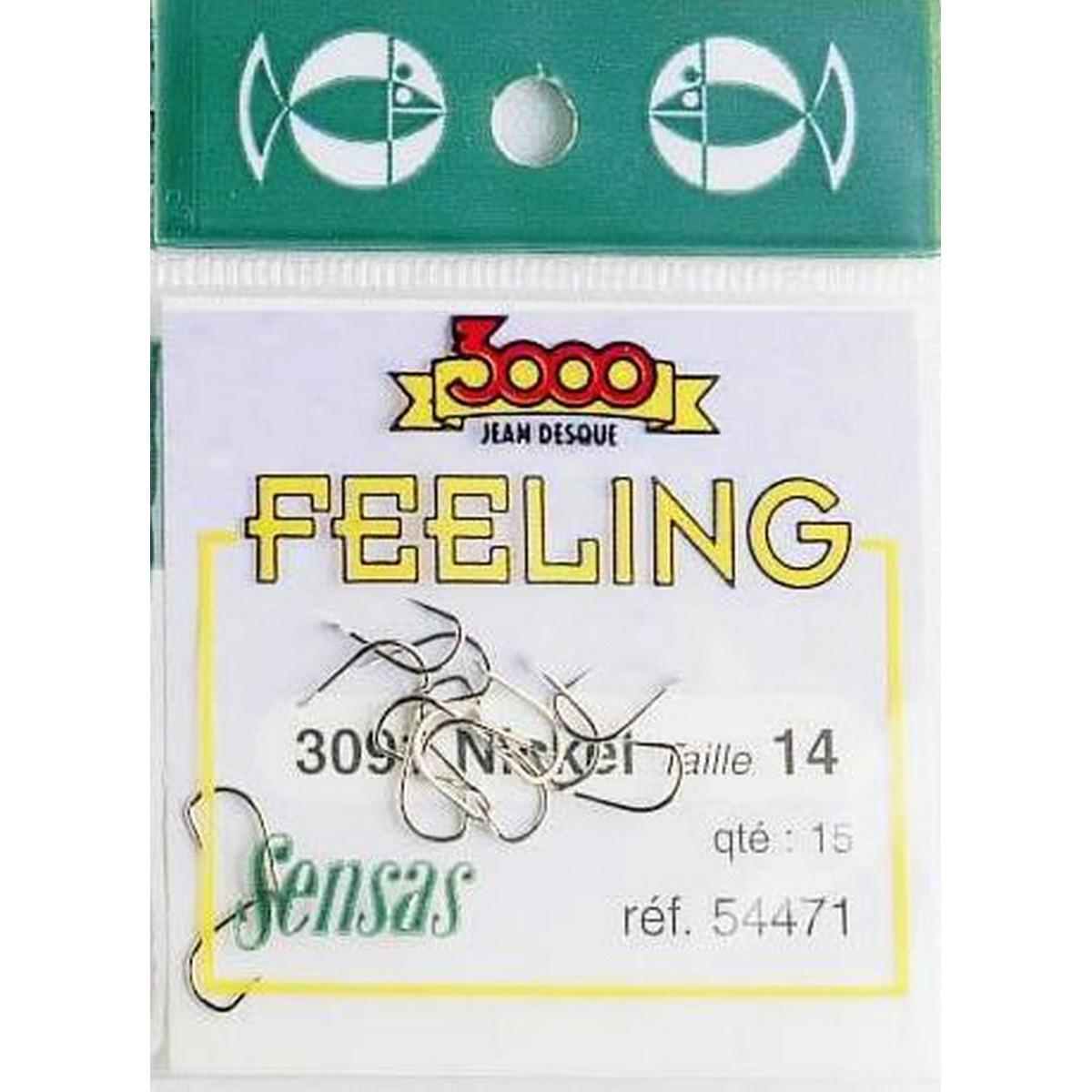 Риболовна кука Sensas Feeling 3091