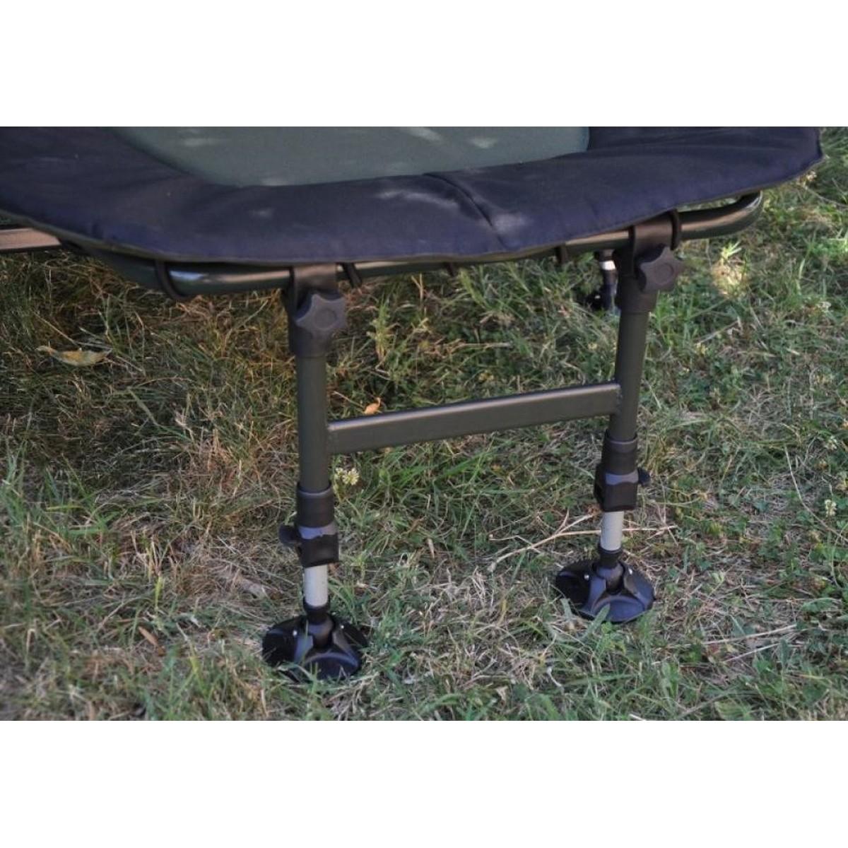 Двоен помощен крак за шаранджийско легло Carp Focus