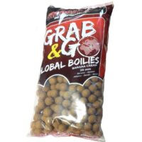 StarBaits Grab and Go Global 20мм Banana Cream - протеинови топчета