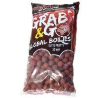 StarBaits Grab and Go Global 20мм Tutti Frutti - протеинови топчета