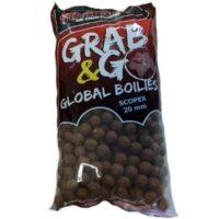 StarBaits Grab and Go Global 20мм Scopex - протеинови топчета