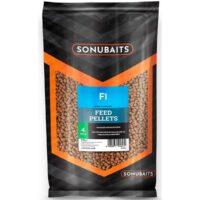Пелети Sonubaits F1 Feed Pellets 4mm