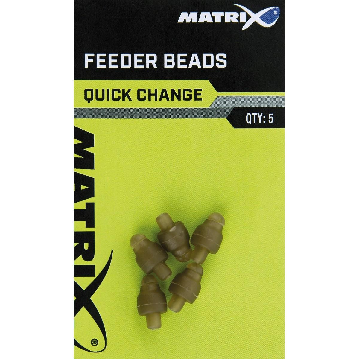 Бърза връзка Matrix Quick Change Feeder Beads