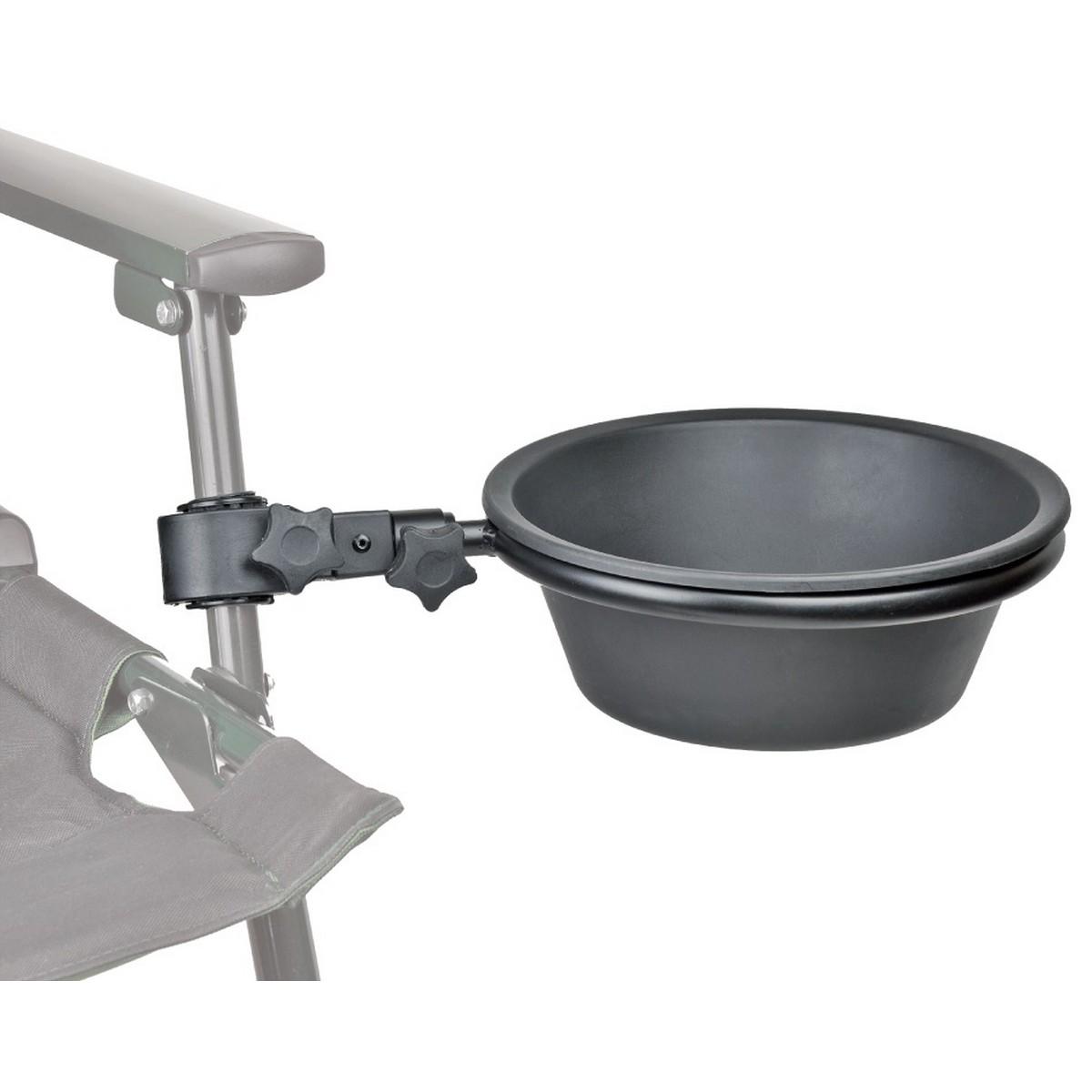 CZ Feeder Competition Bowl with Arm - прикачна за платформа кръгла вана+държач