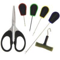Комплект инструменти NGT за монтажи 6 Piece Plastic Baiting Set